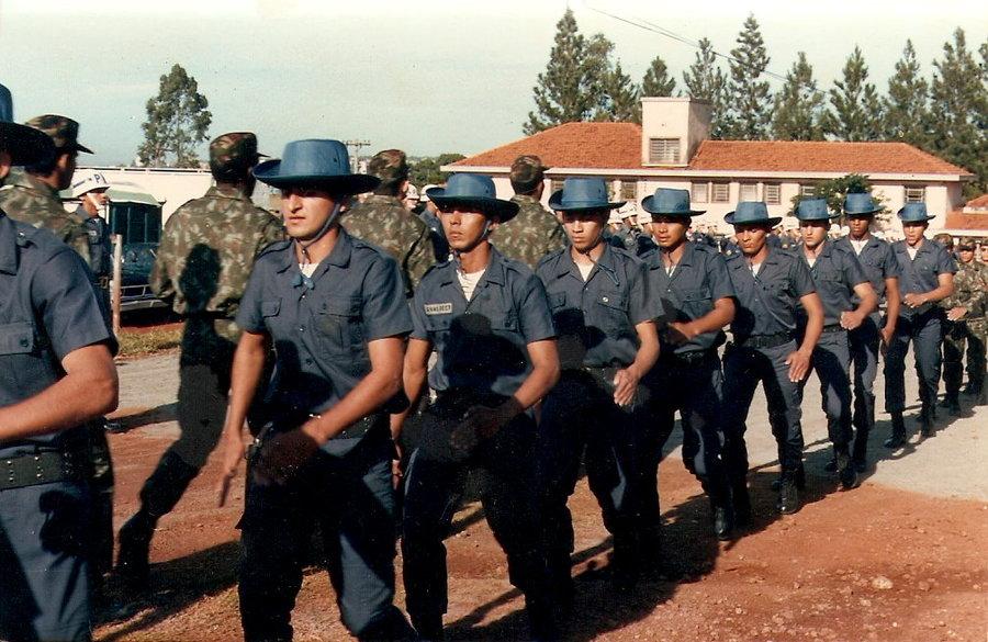 Center foto 1 tropa da policia militar florestal