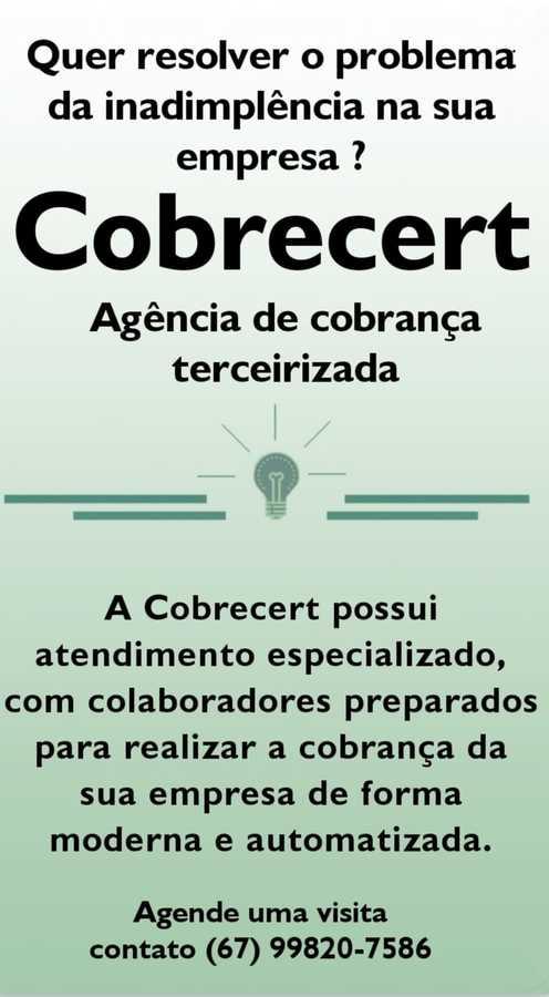 Center cobrecert