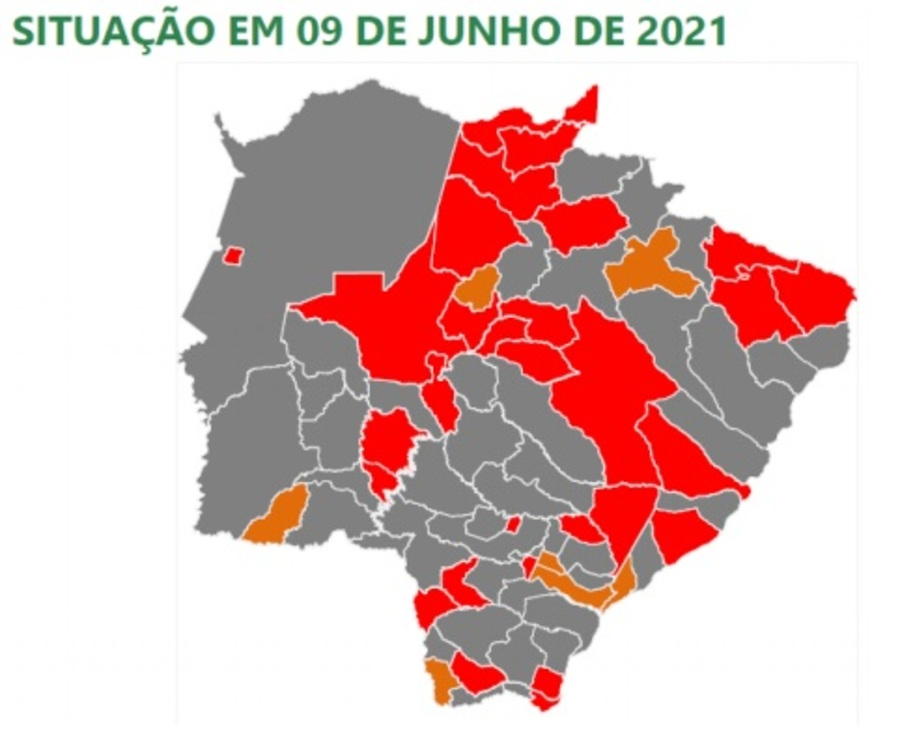 Center mapa