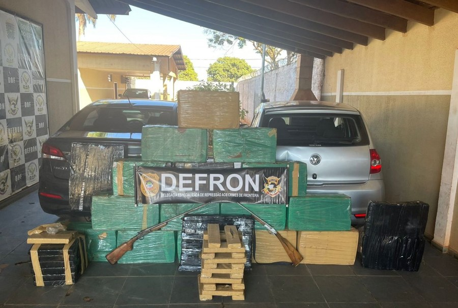 Center defron