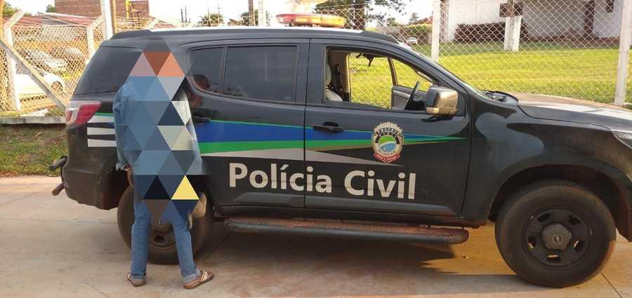 Center policia