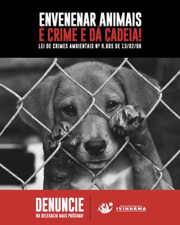 Left or right envenenar animais crime e d cadeia 1